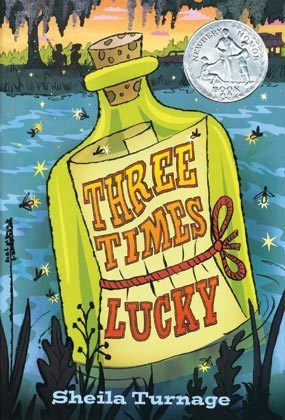 Three Times Lucky by Sheila Turnage, a review