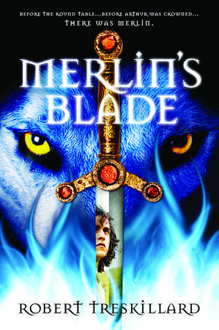 Merlin's Blade by Robert Treskillard, a review