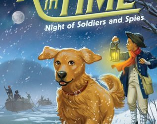 Ranger in Time: Night of Soldiers and Spies, by Kate Messner